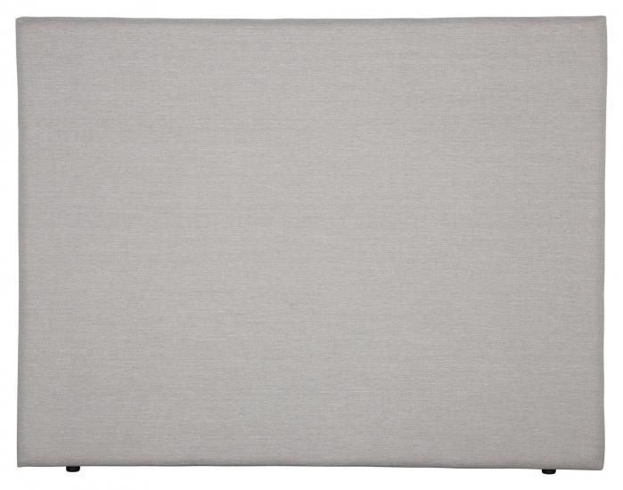 Alvik sänggavel, Beige tyg, B:160