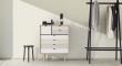 Andersen Furniture - S8 Byrå - Såpabehandlad ek