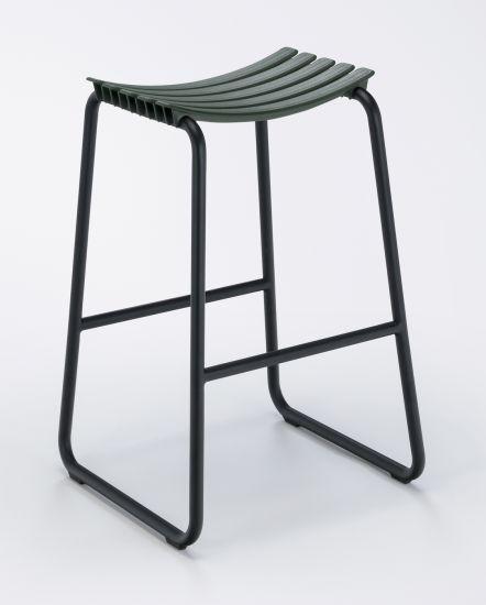 HOUE - CLIPS Barstol - Pine green
