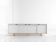 Andersen Furniture - S1 Skänk - Såpabehandlad ek/vit