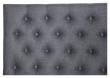 Furuvik sänggavel, Mörkgrått tyg, B:180  
