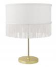 Bloomingville Bordslampa Ø35 - Vit
