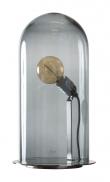 EBB & FLOW  - Glasdome till Speak Up! Lamp, smokey grå, Ø20