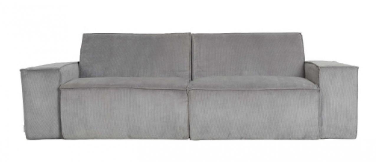 Zuiver - James 2-sits Soffa - Cool grey