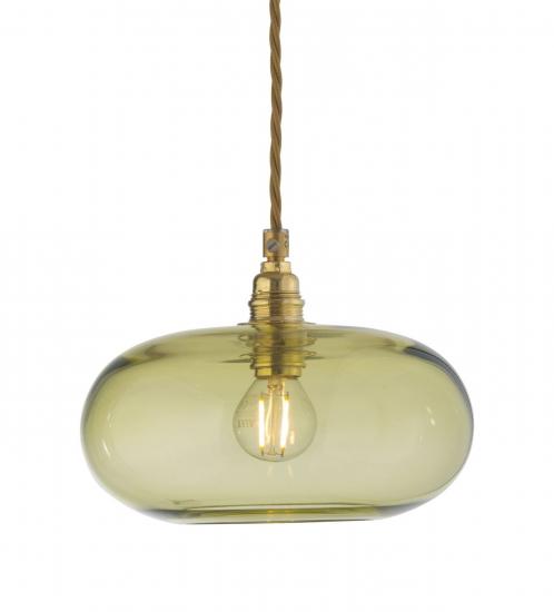 EBB & FLOW  - Horizon Pendel, Ø21cm olive