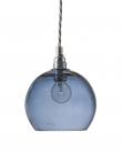 EBB & FLOW  - Rowan Pendel, deep blue, Ø15,5