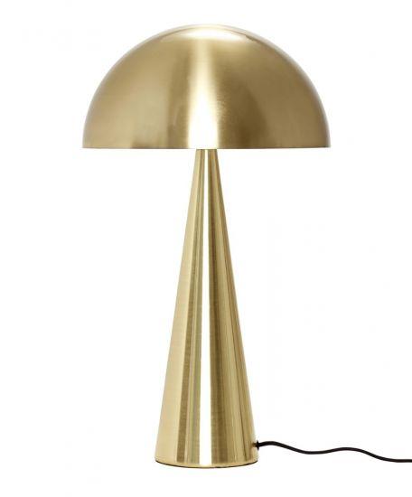Hübsch Bordslampa H52 - Mässing