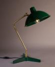 Dutchbone - Devi Bordslampa - Grön