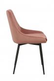 Sierra Matstol, Pink Sammet