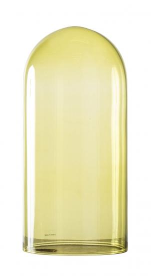 EBB & FLOW  - Glasdome till Speak Up! Lamp, olive, Ø15,5