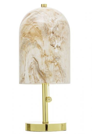 Bloomingville Bordslampa Ø18xH45 cm - Glas