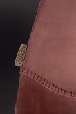 Dutchbone Franky Barstol - Old pink velour