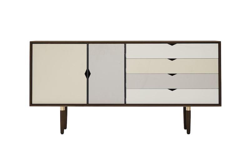 Andersen Furniture - S6 Skänk - Valnöt