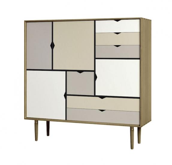 Andersen Furniture - S3 Skänk - Oljad ek