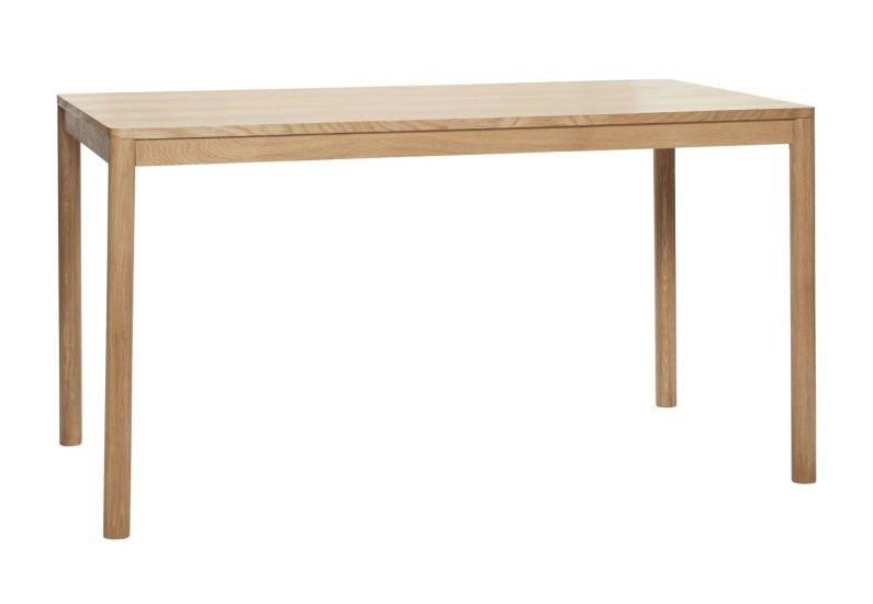 Hübsch Matbord 140x80 - Ekfanér