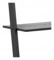 Cross Steghylla - Svart