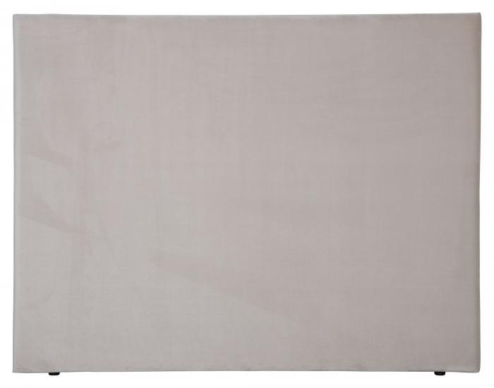 Alvik sänggavel, Beige sammet, B:180